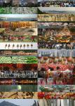 Batgung banners collage