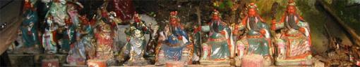 Gods at Deepwater Bay