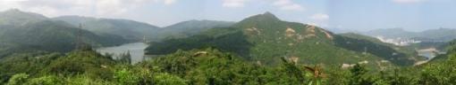 Shing Mun reservoirs