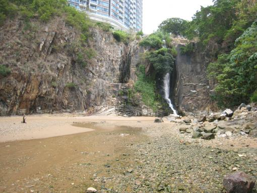 Waterfall Bay