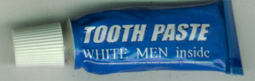 White men beware